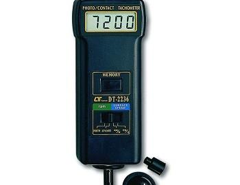 دورسنج|تاکومتر مکانیکی- لیزری مدل LUTRON DT-2236