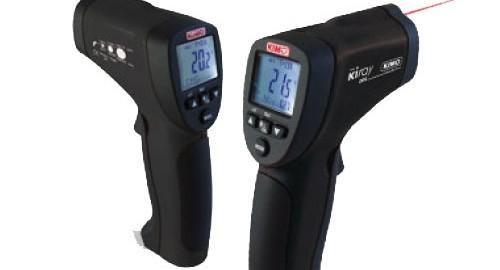ترمومتر ,حرارت سنج لیزری ترموکوپل دار مدل KIMO Kiray300