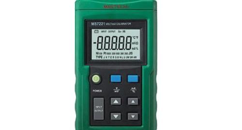 کالیبراتور جریان – ولتاژ MASTECH مدلMS7221