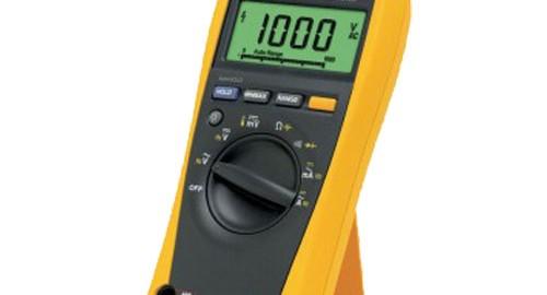 مولتی متر و کلمپ آمپرمتر دیجیتال Fluke 179/IMSK