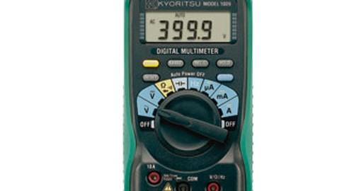 مولتی متر دیجیتال AC/DC مدل kyoritsu 1009