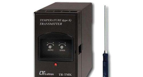 ترانسیمتر دما لوترون مدل TR-TMK1A4