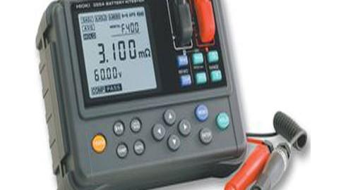 تستر باتری قابل حمل هیوکی مدل HIOKI 3554