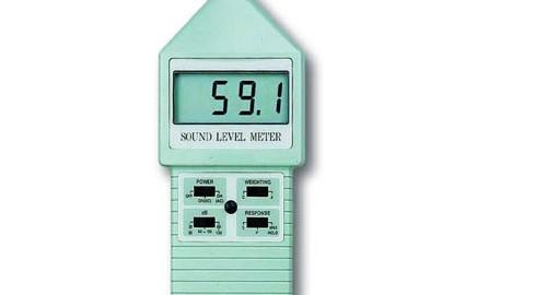 صداسنج -گوس متر تیپ ۲ مدل LUTRON SL-4011
