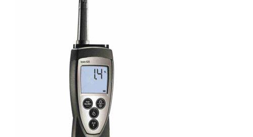 ترموگراف دما و رطوبت مدل testo 625