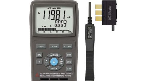 LCR متر دیجیتال مدل LUTRON LCR-9184