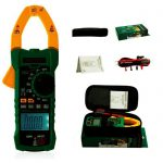 MASTECH-MS2115A-DIGITAL-DC-AC-Clamp-Meters-Multimeter-True-RMS-Voltage-Current-Resistance-Capacitance-1000A-Tester