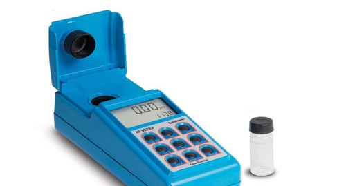 کدورت سنج با دقت بالا مدل HI 98703 HANNA