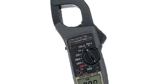 کلمپ آمپرمتر دارای فیلتر فرکانس مدل Kyoritsu 2412