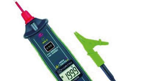 ارت سنج کلمپی دیجیتال مدل kyoritsu 4300