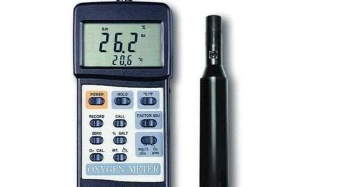 اکسیژن متر لوترون مدل LUTRON DO-5510