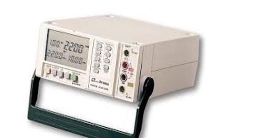 پاورآنالایزر و هارمونیک آنالایزر مدل LUTRON DW-6090