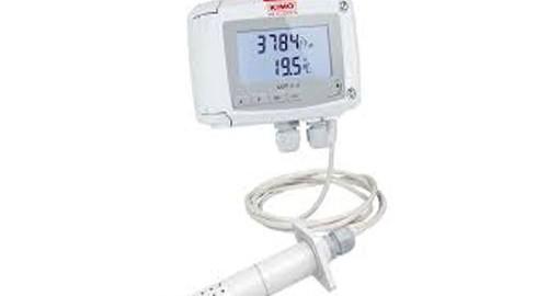 ترانسمیتر دمای CO2 مدل KIMO COT 212