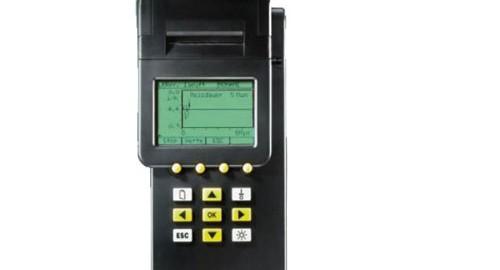 نشت یاب سیستم های اب و گاز مدل TESTO 314