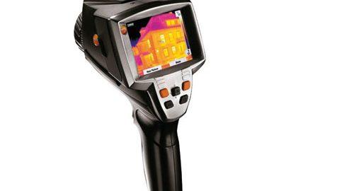 دوربین تصویر برداری حرارتی مدل TESTO 880