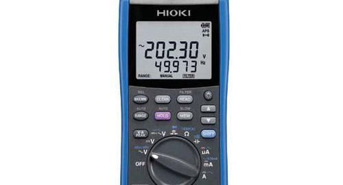 مولتی متر دیجیتال True RMS مدل HIOKI DT-4281