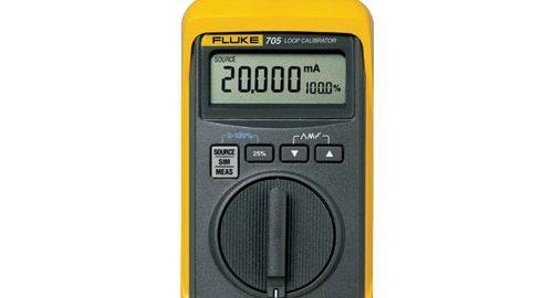 کالیبراتور جریان لوپ فلوک FLUKE Loop Calibrator 705