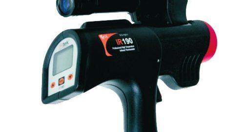 ترمومتر لیزری با دما بالا آی آرتک IRTEK IR190G