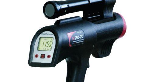 ترمومتر لیزری دما بالای آی آرتک IRTEK IR200-2C