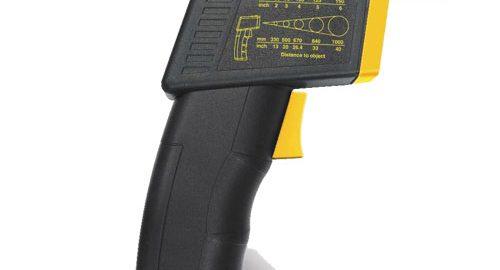 ترمومتر غیر تماسی ,ترمومتر لیزری TM-958