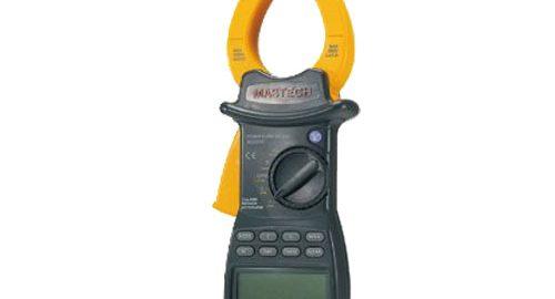 راهنمای کاربر استفاده از پاورمتر دیجیتال مستک مدل MASTECH MS2205