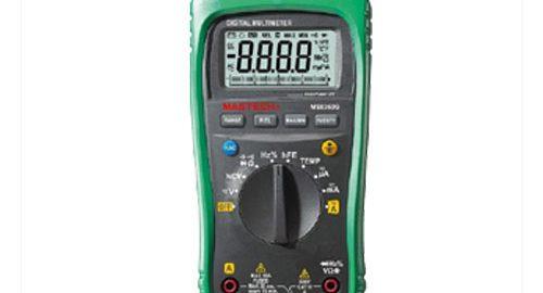 مولتی متر دیجیتال الکترونیکی مدل MS8360G