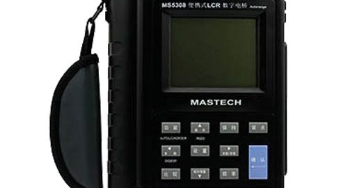 LCR سنج حرفه ای MASTECH مدل MS5308