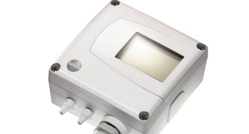 ترانسمیتر اختلاف فشار مدل testo 6321