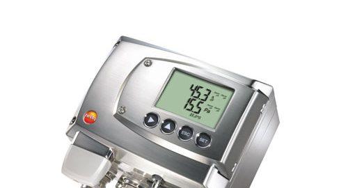 ترانسمیتر اختلاف فشار مدل testo 6381