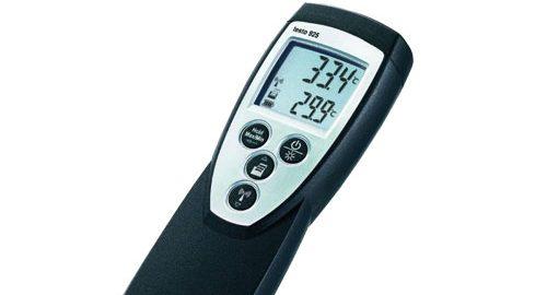 ترمومتر تماسی دیجیتال تستو مدل Testo 925
