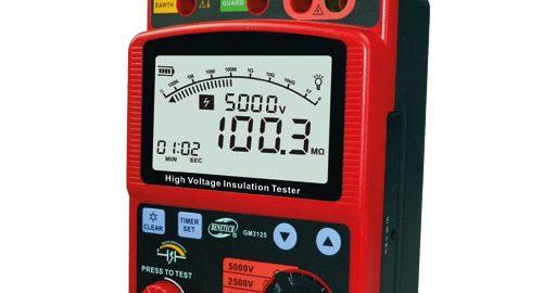 تستر عایق ,میگر ۵۰۰۰ ولت ارزان قیمت بنتک مدل BENETECH GM3125