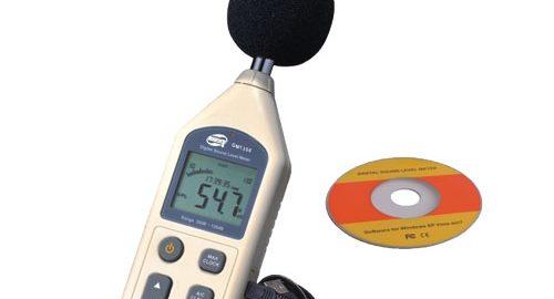 صوت سنج ,صداسنج ارزان قیمت بنتک مدل BENETECH GM1356