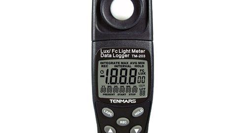 لوکس متر دیجیتال ارزان قیمت تنمارس مدل TENMARS TM203