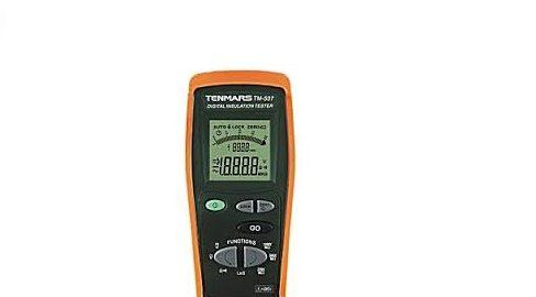 تستر عایق کابل | میگر ۱۰۰۰ ولت ارزان قیمت تنمارس مدل TENMATS TM507