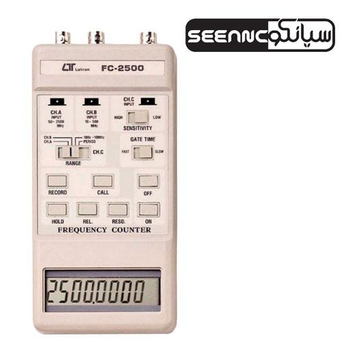 فرکانس متر لوترون FC-2500