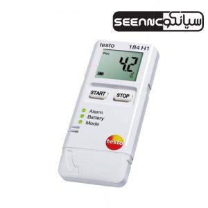دیتالاگر USB دما و رطوبت تستو مدل TESTO 184 H1
