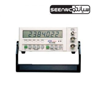 دستگاه فرکانس متر رومیزی LUTRON FC-2700