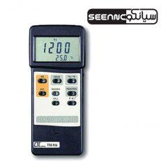 مشخصات، قیمت و خرید ترمومتر تماسی دو کاناله لوترن TM-916