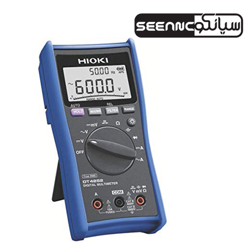 مولتی متر دیجیتال HIOKI DT-4252