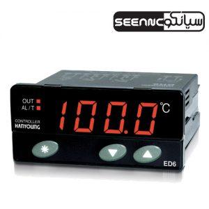 کنترلر دما ED6-FCMAP4