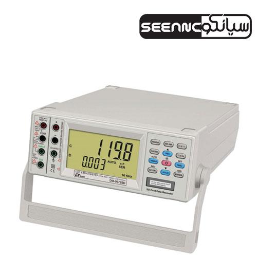 مولتی متر و LCR متر رومیزی لوترونLUTRON DM-9972SD