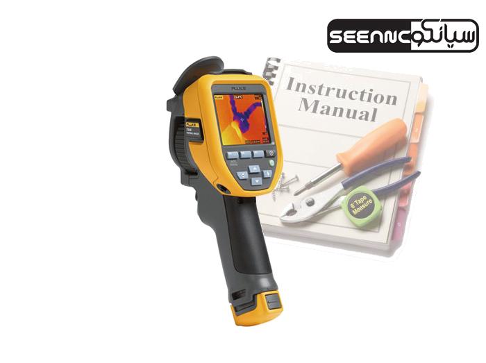 دفترچه راهنمای کاربری فارسی دوربین حرارتی فلوک TIS45