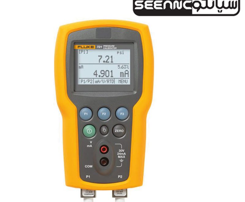 کالیبراتور دیجیتال فشار دقیق فلوک Fluke 721-1601