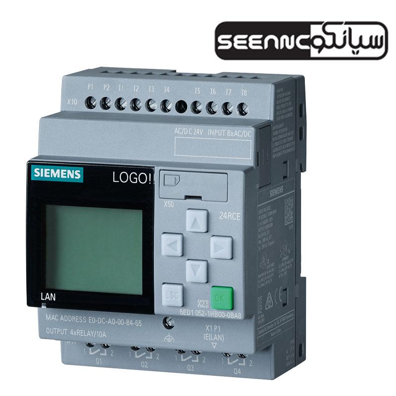 پی ال سی plc لوگو ورژن 8 مدل 6ED1052-1HB00-0BA8