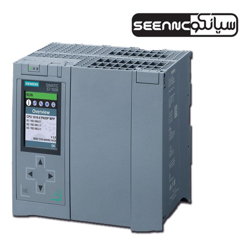 PLC-S7-1518-3DP-NP- پی ال سی زیمنس مدل