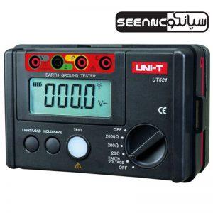 ارت سنج سه ترمیناله یونیتی UNI-T UT-521