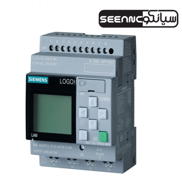 پی ال سی لوگو مدل 6ED1052-1MD00-0BA8