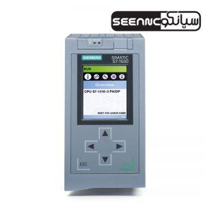 پی ال سی زیمنس مدلSIMATIC S7- CPU 1516-3 PN/DP