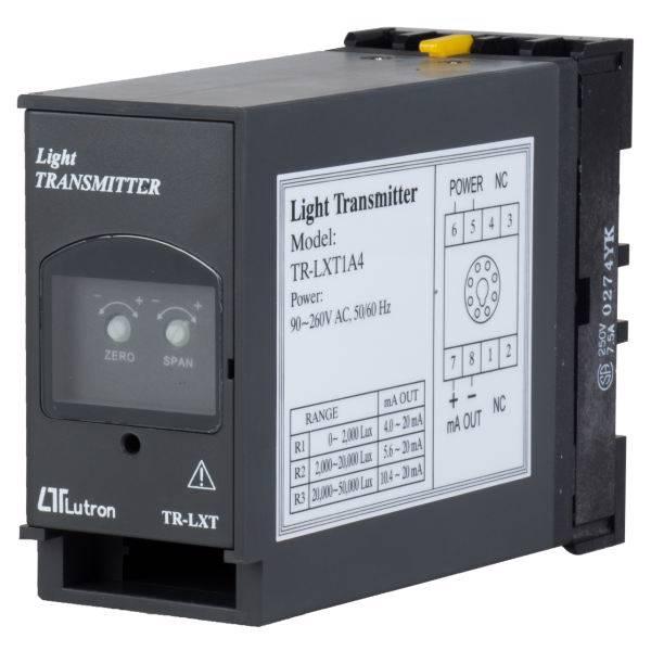 ترانسمیتر لوکس(روشنایی) لوترون مدل LUTRON TR-LXT1A4