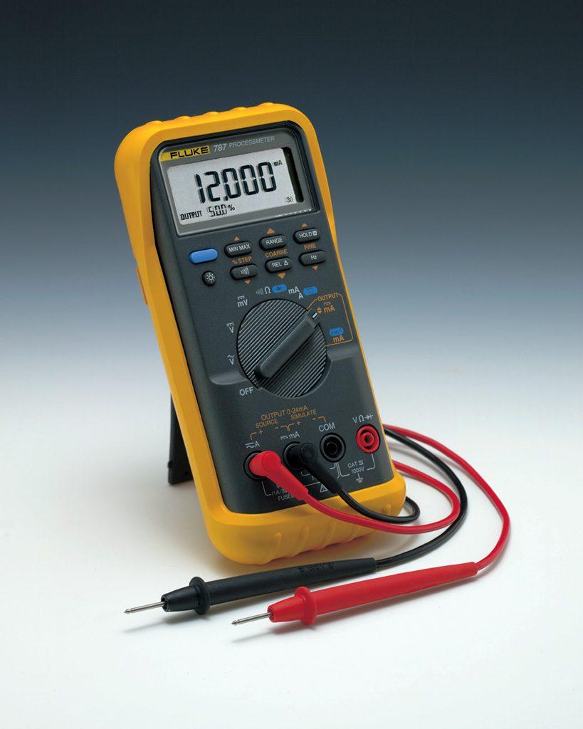 مولتی متر فلوک fluke-787-processmeter